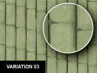 0404 Metal Roofing Tiles Texture Sheet (Prints or PDF