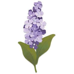 Sizzix Originals Die   Flower, Build a Lilac NIP