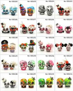 Toppers Dia De Los Muertos Day of the Dead Topper Gift 00058