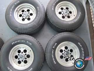 98 Chevy GMC Tahoe Silverado 1500 15 Wheels Tires Rims Yukon Sierra