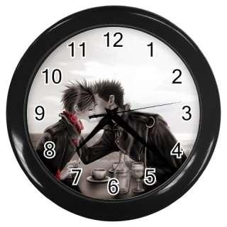 New Black Wall Clock Art anime manga Nana punk gothic