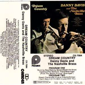 Dream Country Danny Davis and The Nashville Brass Music