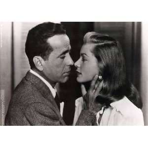 Humphrey Bogart Lauren Bacall MOVIE POSTER Big Sleep: Home & Kitchen