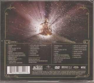 Taylor Swift Speak Now World Tour Live Hong Kong CD+R0 DVD