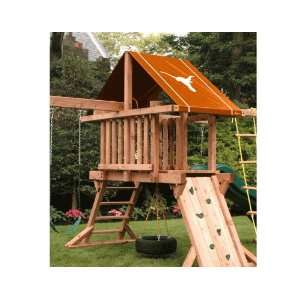 Texas Longhorns Play Set Canopy Toys & Games