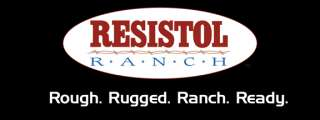 Resistol Ranch Western Buckaroo Boots M3099 Tuff Hedeman Collection
