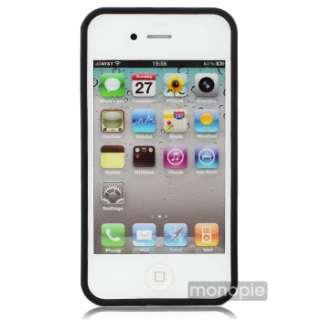 Black / White Polka Dots Silicone TPU Case + Sylus + screen Protector