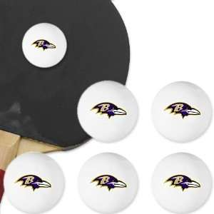 Baltimore Ravens Table Tennis Balls