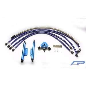 Agency Power High Flow Fuel Rail RED AP GDA 120R Automotive