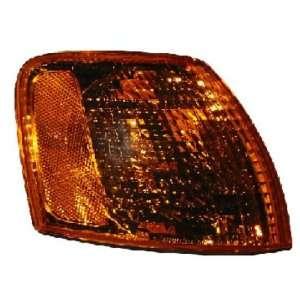New Passengers Amber Signal Marker Light Lamp SAE DOT