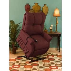Series Two Way Reclining Lift Chair Encounter Wine