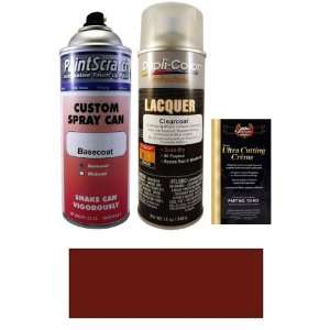 12.5 Oz. Dark Berry Metallic Spray Can Paint Kit for 1996