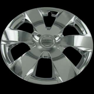 New 16 TOYOTA CAMRY Chrome Hubcaps Center Hub Caps Wheel Rim Covers