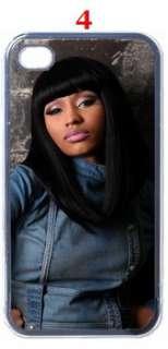 Nicki Minaj iPhone 4 Hard Case