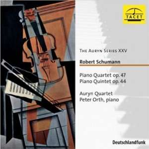 The Auryn Series XXV: Schumann Piano Quartet & Quintet