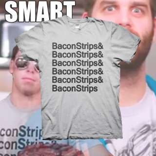 BACON STRIPS & BACONSTRIPS& Tshirt EPIC MEAL TIME Shirt