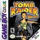 Tomb Raider Curse of the Sword (Nintendo Game Boy  047875802193