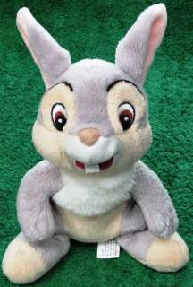 This Thumper (from Bambi) Bean Bag Plush Toy has tush tag and is in