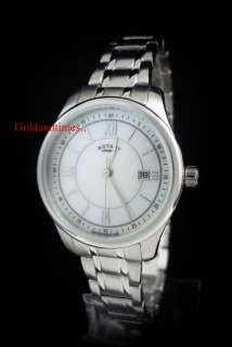 Ladies Rotary Stainless Steel Mother Of Pearl Dial Watch LS72835/07