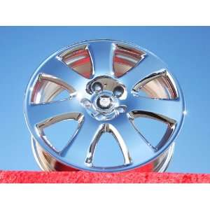 typeCayman Set of 4 genuine factory 17inch chrome wheels Automotive