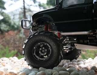 Beadlock wheels lock directly onto the tire eliminating the need