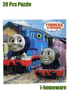 Thomas Tank Engine Friends Party Gift Supply 12   20 Pcs Jigsaw