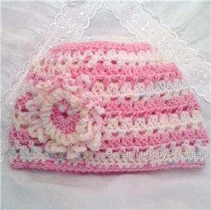 Crochet Pattern Baby & Child Beanie Hat   All Sizes #30