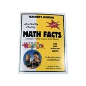A Fun New Way of Teaching Math Facts A Simple 4 Step