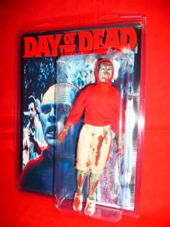 CAST A WAY TOYS 8 DAY OF THE DEAD ZOMBIE NEW Mego like HORROR