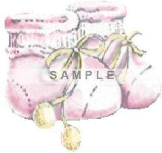 Personalized Babys Christening or Baptism Nugget Candy Wrapper Favors