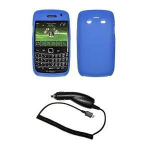 Premium Light Blue Soft Silicone Gel Skin Cover Case