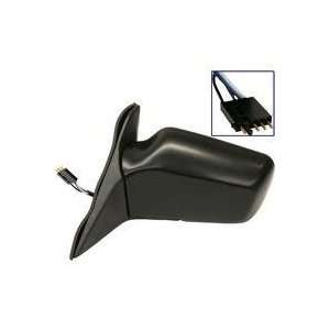 New Left Side Mirror BMW 3 Series, 1984 1991 Power Heated Base Model