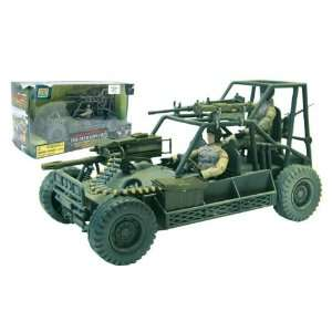 World Peacekeepers Power Team Elite Fast Attack Vehicle