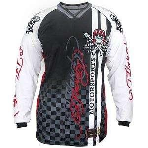 Ed Hardy Motorsports Biker Racing Motorcycle Jersey T Shirts Big Tall