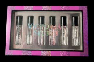 Victoria Secret 6 Piece Perfume Gift Set Dream Angels Heavenly NEW