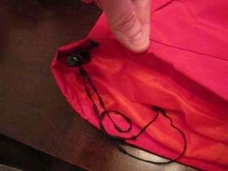 Red & Black Goretex Mountain Guide Ski Snow Jacket Coat Sz XL
