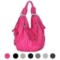 New Fashion Women Hobo Shoulder HandBag Tote Purse Bag