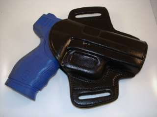 OPEN TOP LEATHER HOLSTER 4 TAURUS PT 111 140 145 9/40