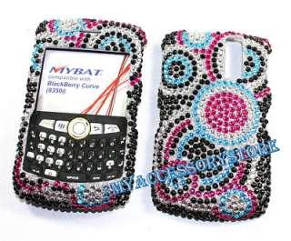 Sprint Blackberry Curve 8350i 8350 Rhinestones Bling Glitter Phone