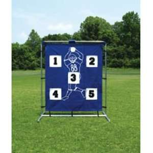Fisher Football Skill Zone Target System   Sideline/Field