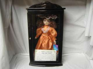ASHLEY BELLE LIMITED EDITION DOLL W/ CERTIFICATE & CASE