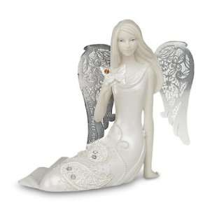Little Things Mean A Lot November Monthly Angel Figurine
