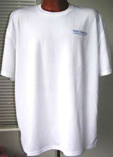 Boeing On the Move Sport Tek Mens White T Shirt XL