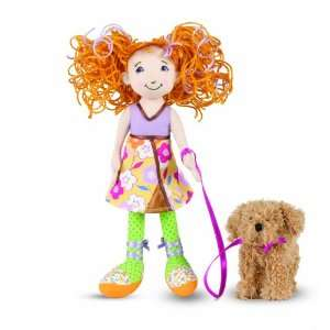Manhattan Toy Groovy Girls Dolls   Libbi and Louie Toys