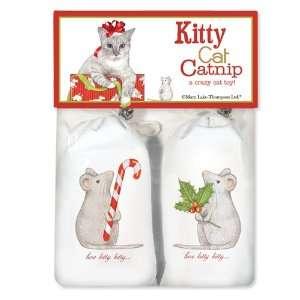 White Kitty Cat Nip