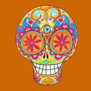 Dia de los Muertos Sticker Arts, Crafts & Sewing