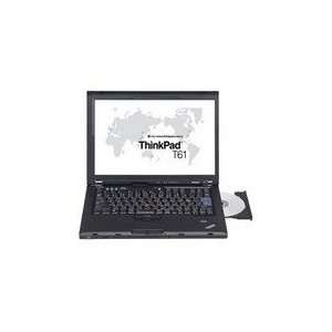 Lenovo ThinkPad T61 Notebook   Intel Core 2 Duo T8100 2