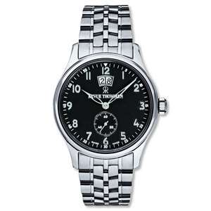 Revue Thommen Mens 16060.2137 Stainless Steel Swiss Automatic