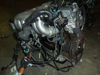 2JZGE Engine Un Cut Wiring ECU Motor 2JZ GE Non Turbo Japanese
