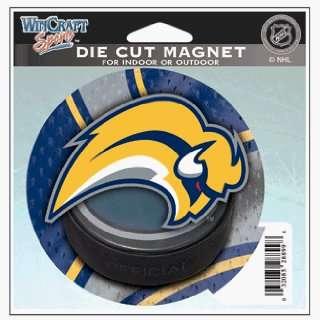 Buffalo Sabres NHL 4 Car Magnet Automotive